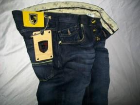 porsche джинсы